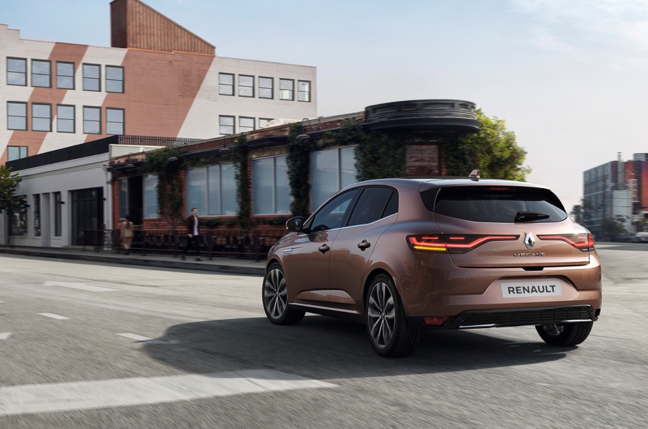 ADAS di Renault Megane 2020