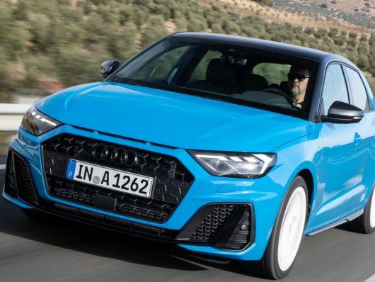 Nuova Audi A1 Sportback 2019