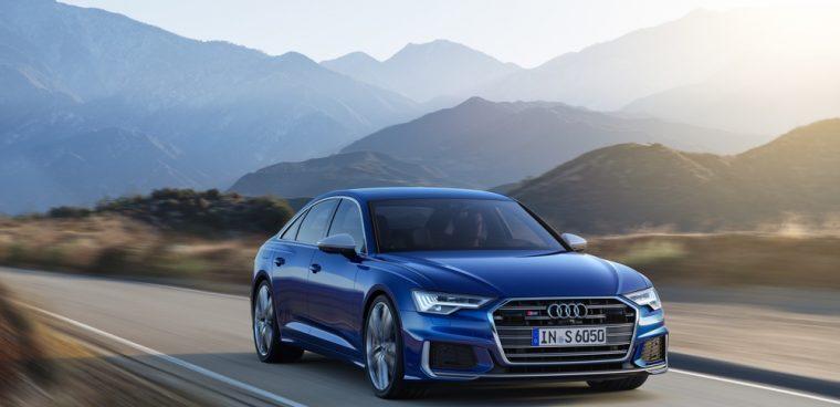 Nuova Audi S6 TDI 2020
