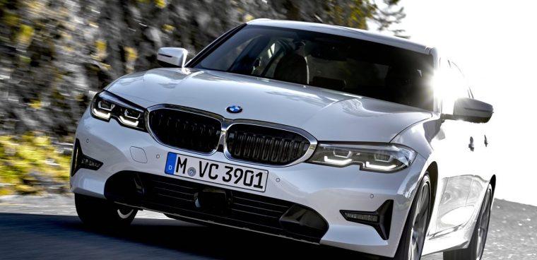 Nuova BMW Serie 3 320d