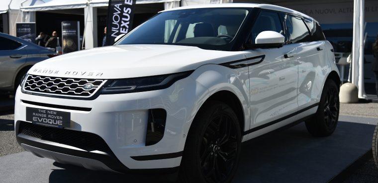 Nuova Land Rover Range Rover Evoque 2019 Suv