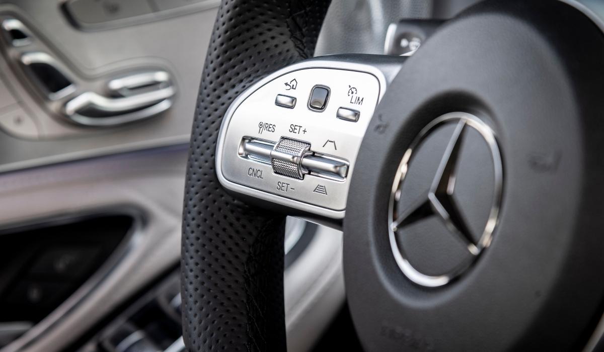 Nuova Mercedes Classe C 2019 volante