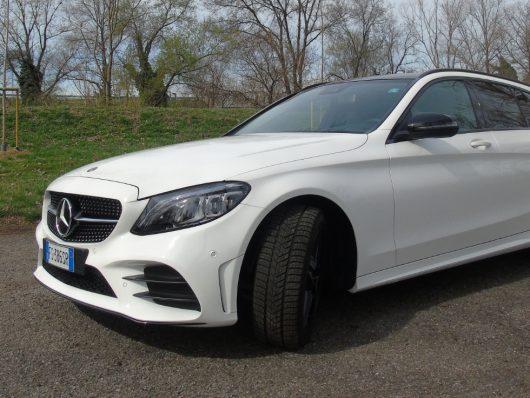 Nuova Mercedes Classe C SW 220d 2019