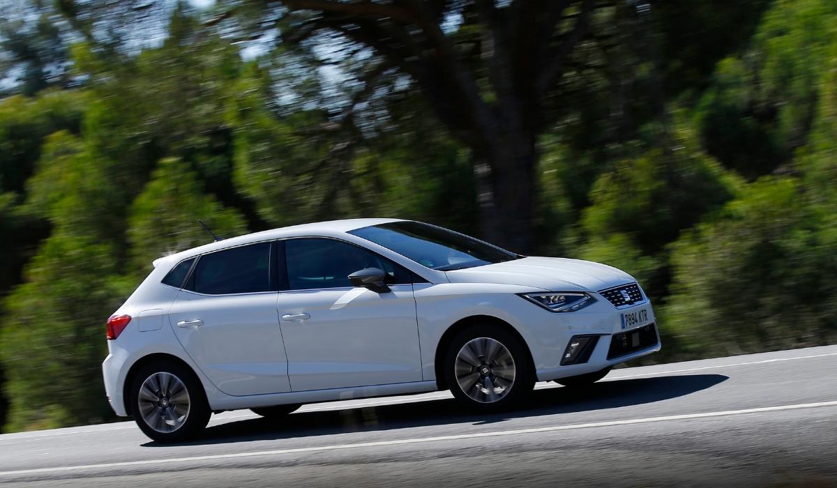 Nuova Seat Ibiza TGI a metano