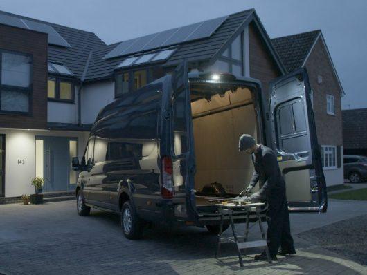 Nuovo Ford Transit Mild Hybrid 2019