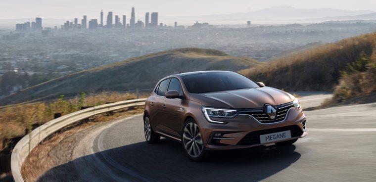 Restyling Renault Megane 2020