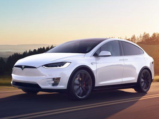 TTesla Model X volumi vendita Tesla Germania 2019