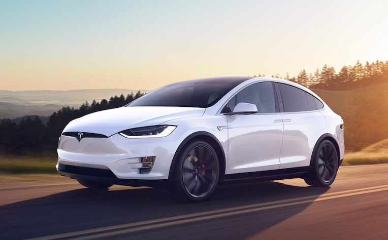 TTesla Model X volumi vendita Tesla Germania 2019