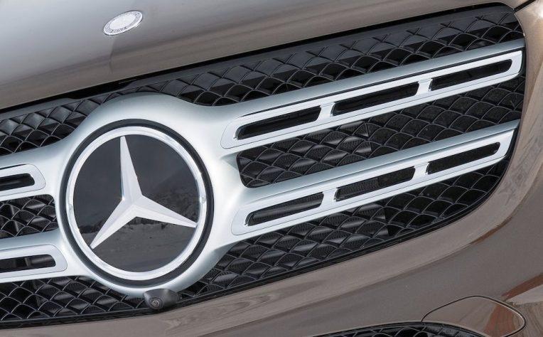 Uscita nuova Mercedes GLS
