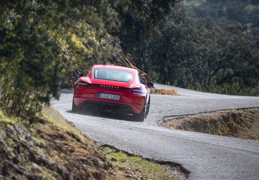 Uscita nuova Porsche 718 ibrida