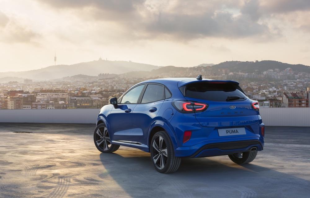 Versioni di Ford Puma 2019