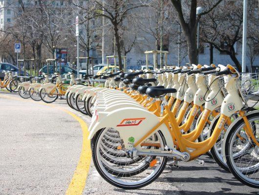 I dati vendita del mercato bike sharing