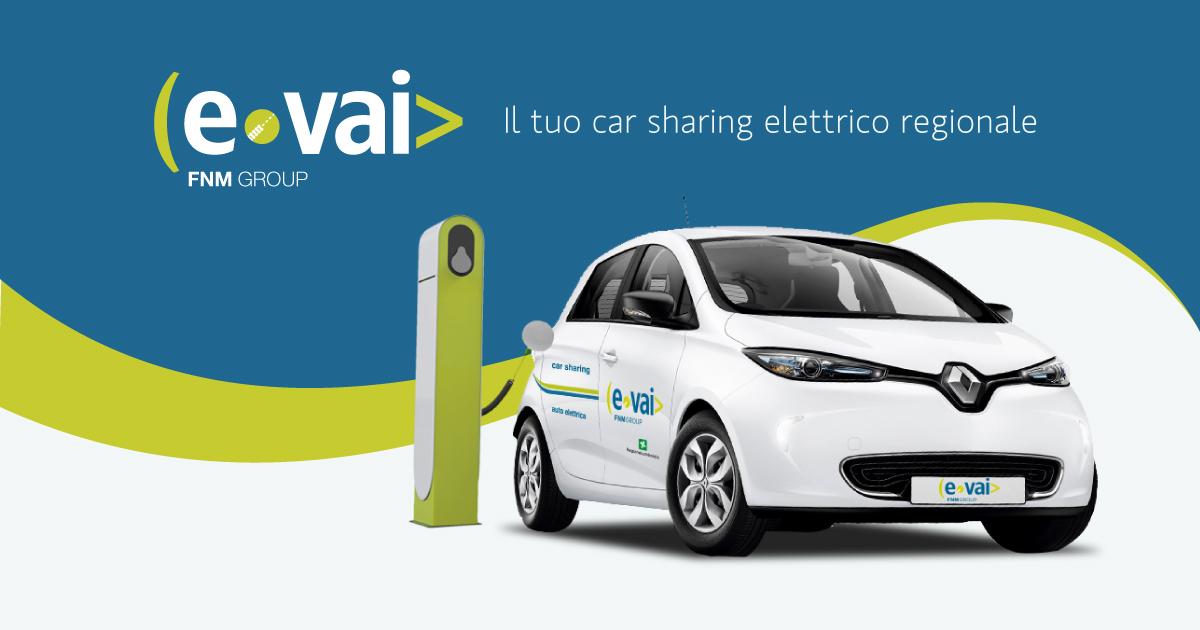 Sharing Mobility a Milano: E-Vai