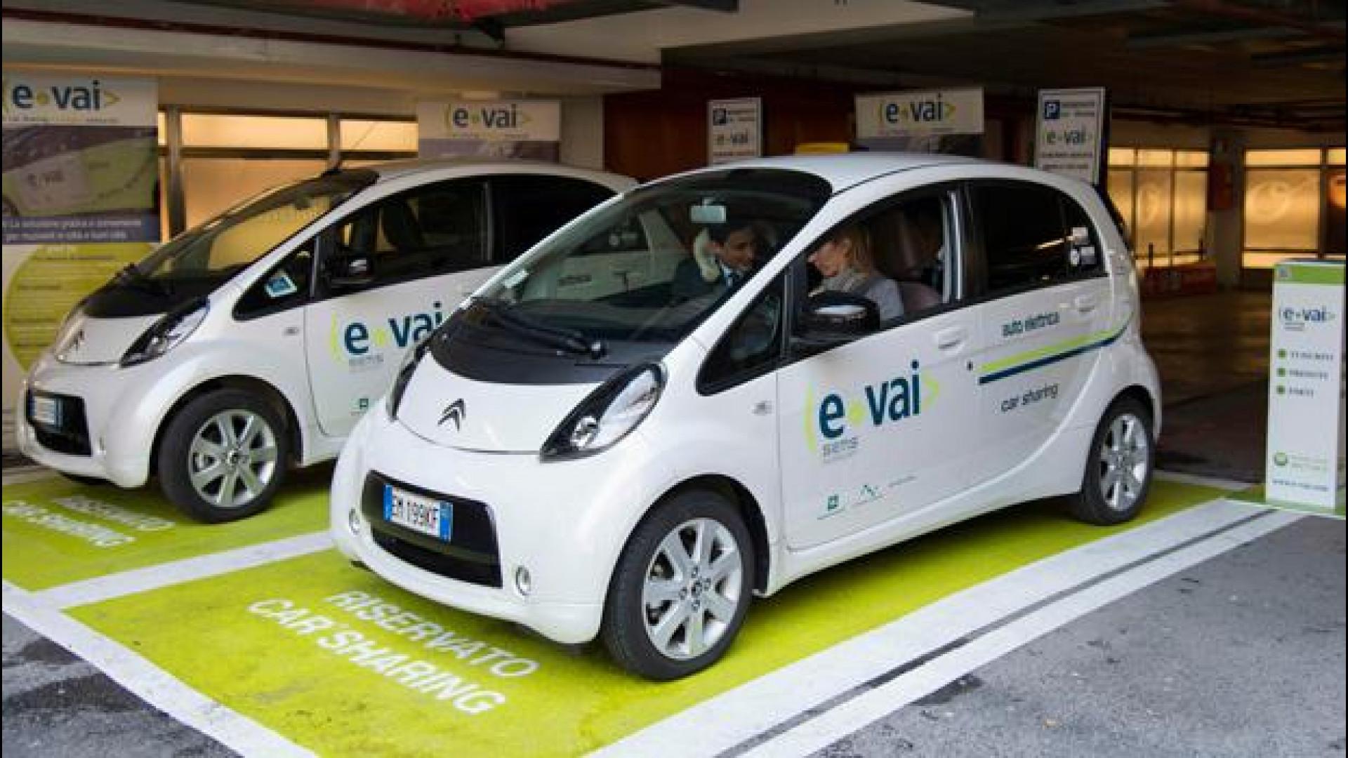 e-Vai: tutti i servizi di car sharing a Milano