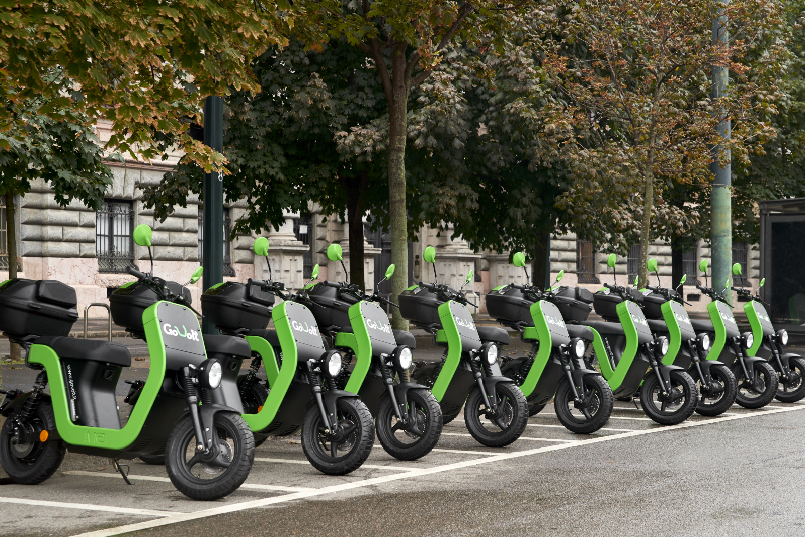 GoVolt: scooter sharing elettrico a Milano