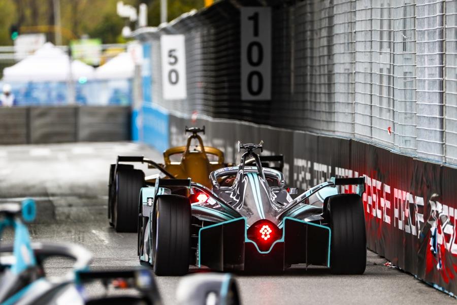 jaguar e DS ePrix Roma 2019