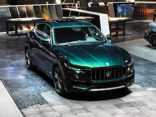 Maserati Levante One of One alla Milano Design Week 2019