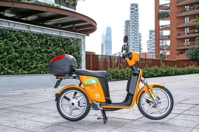 MiMoto elettrico: lo scooter sharing a Milano