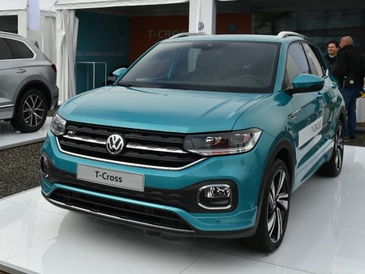 nuova Volkswagen T-Cross 2019 flotte aziendali