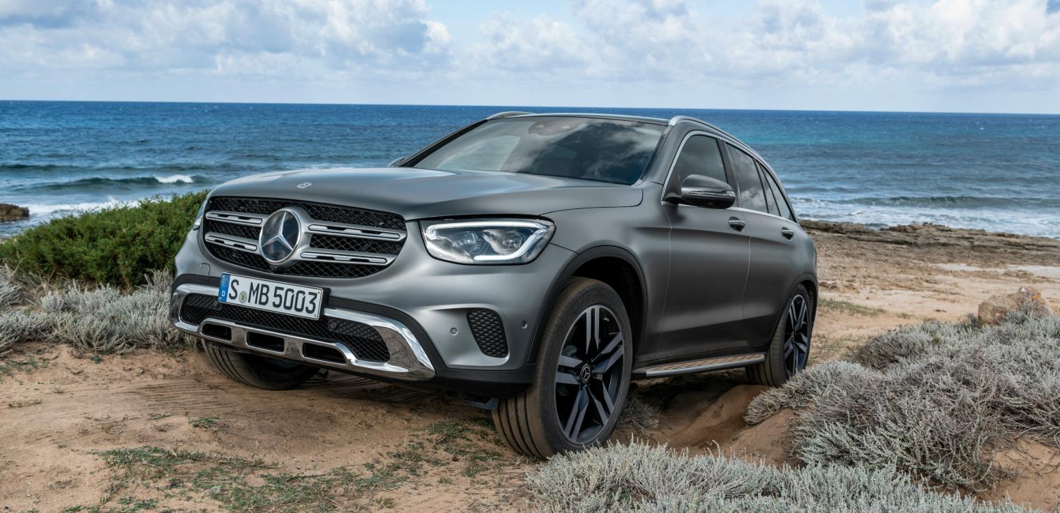 nuovo Mercedes GLC 2019