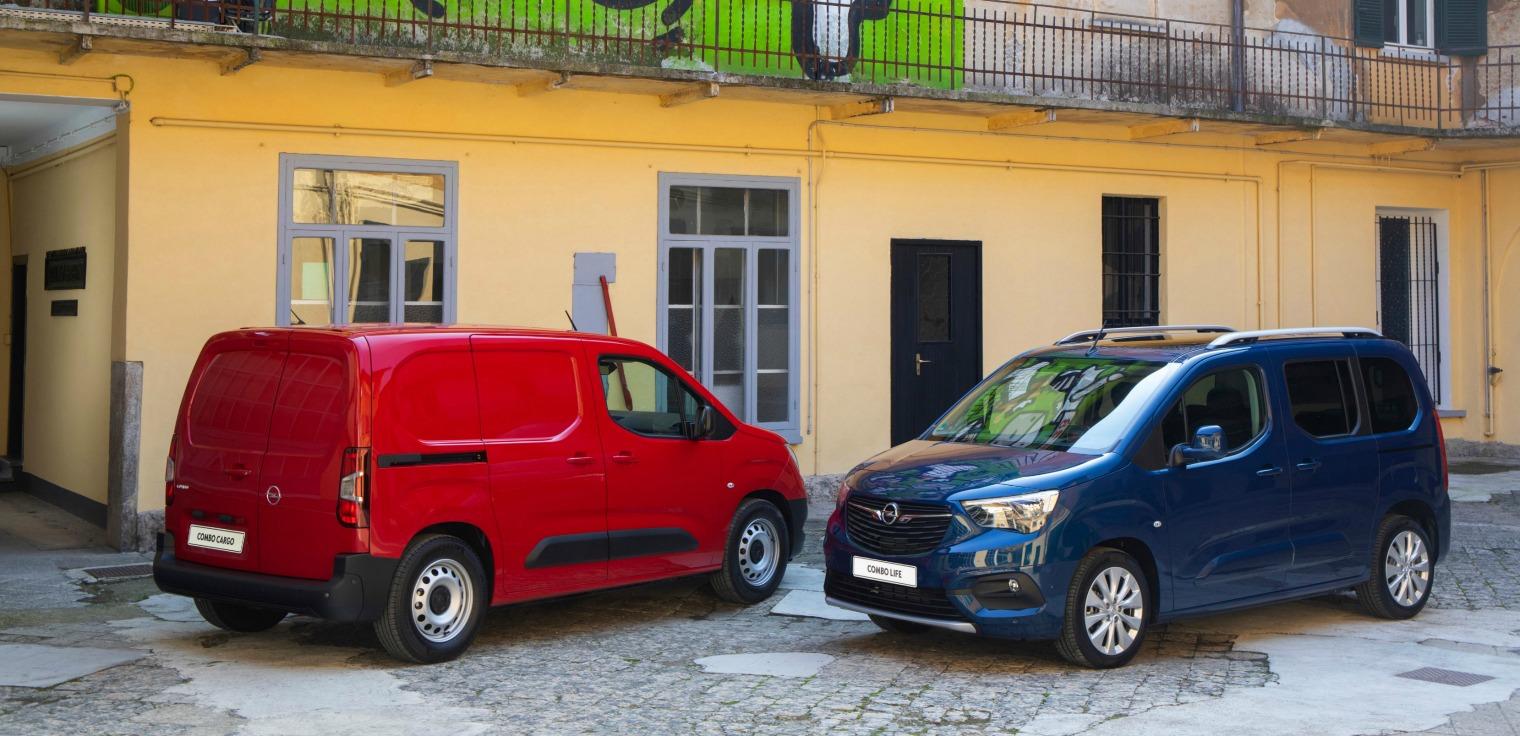 quanto costa noleggiare nuovo Opel Combo Cargo