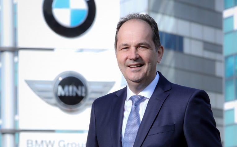 Stefan Hofer amministratore delegato BMW Italia