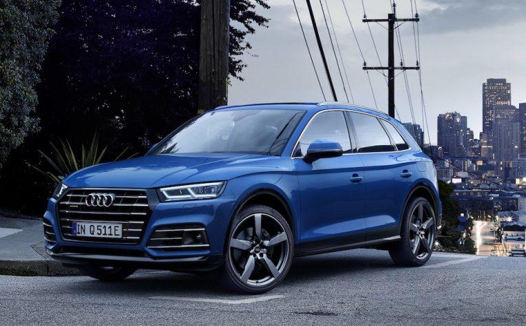 Audi Q5 ibrida plug-in