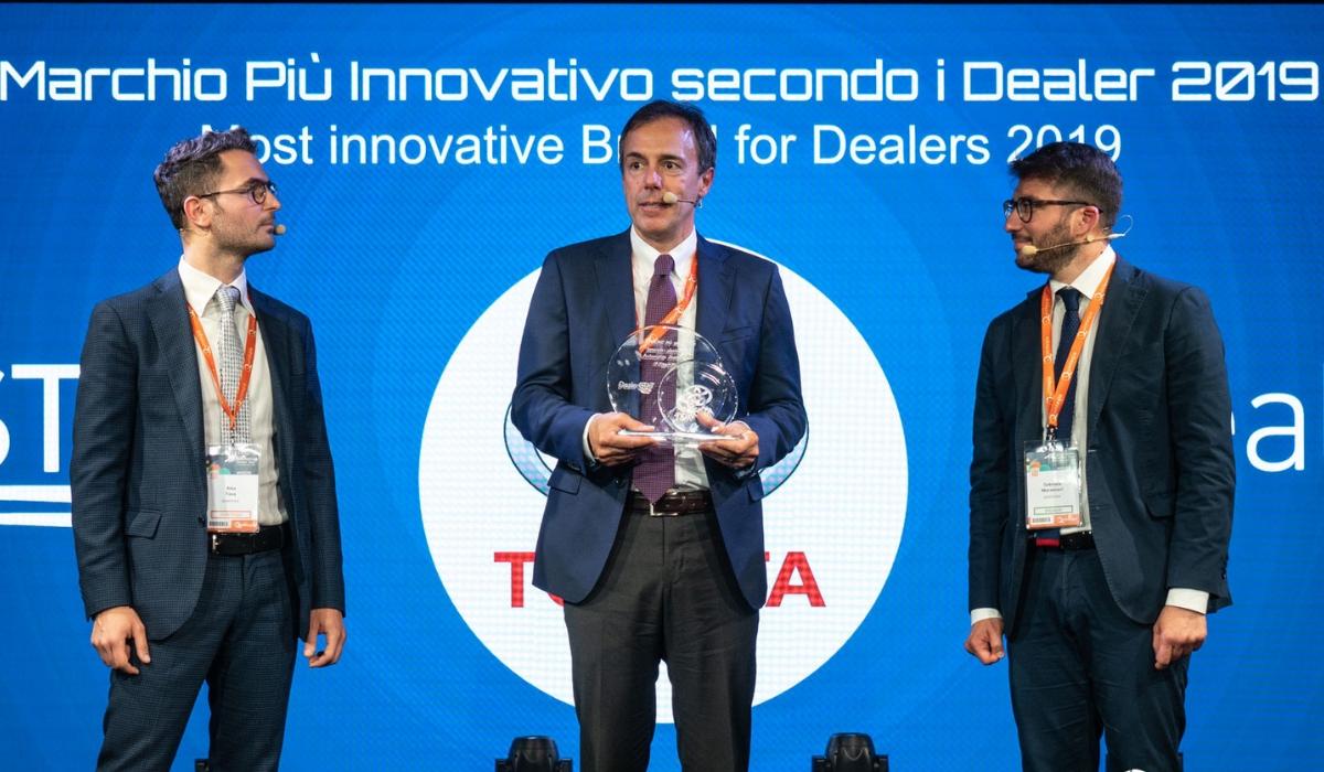 Automotive Dealer Day 2019: Toyota è il marchio più innovativo