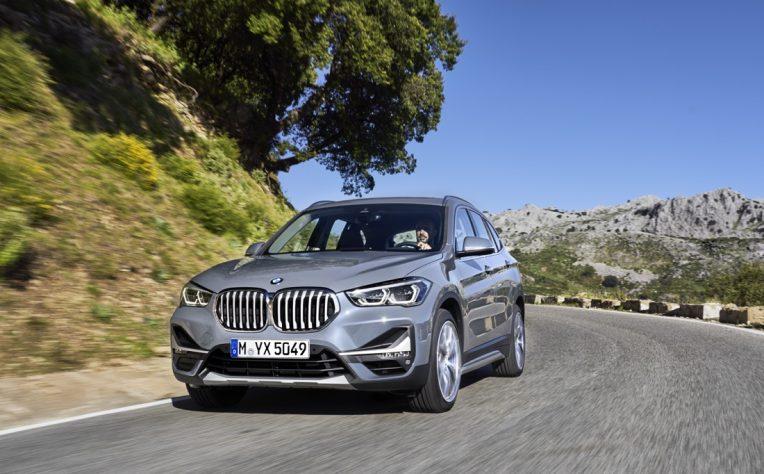 BMW X1 restyling 2019