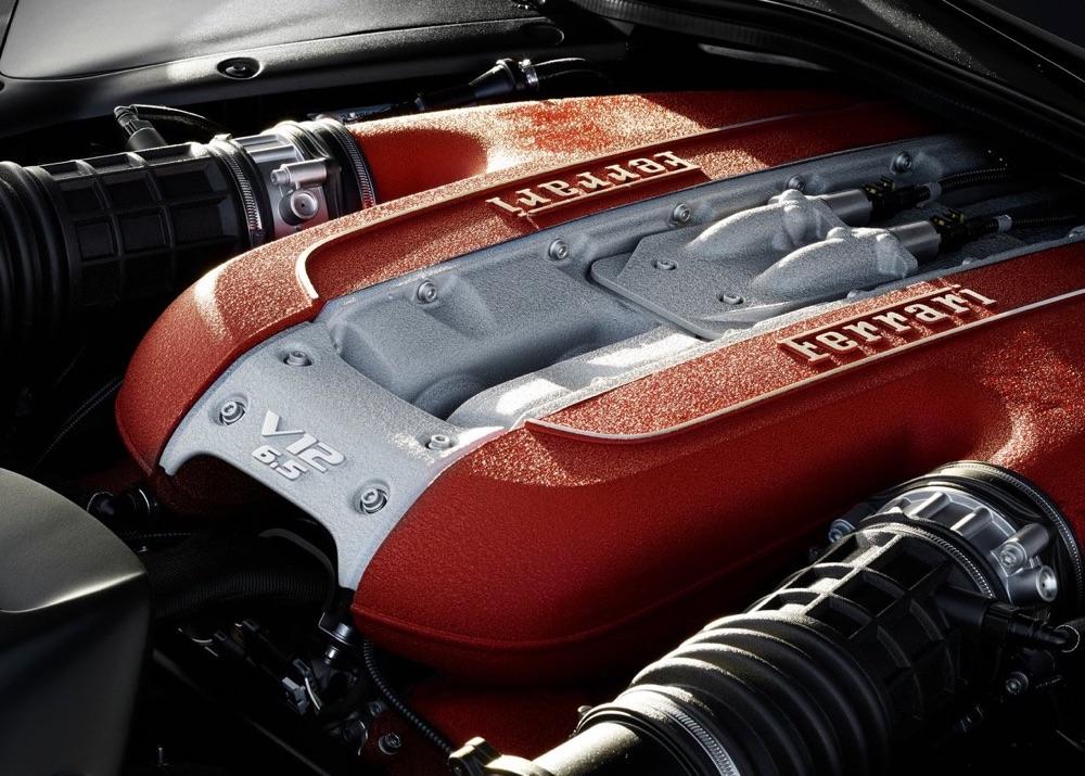 Ferrari V12 Motore dell'anno