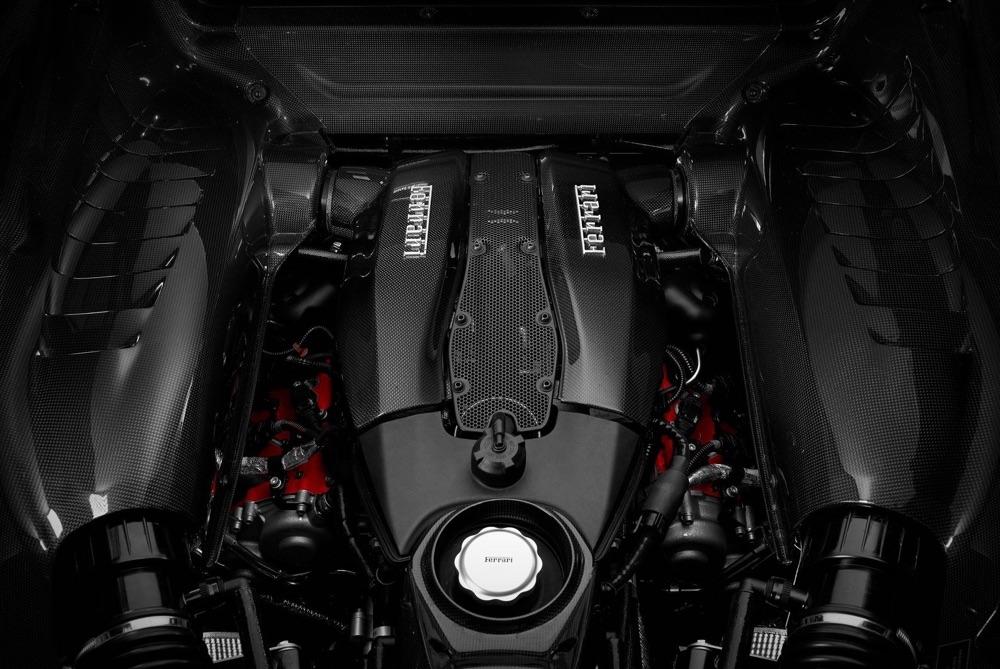 Ferrari V8 Motore dell'anno 2019