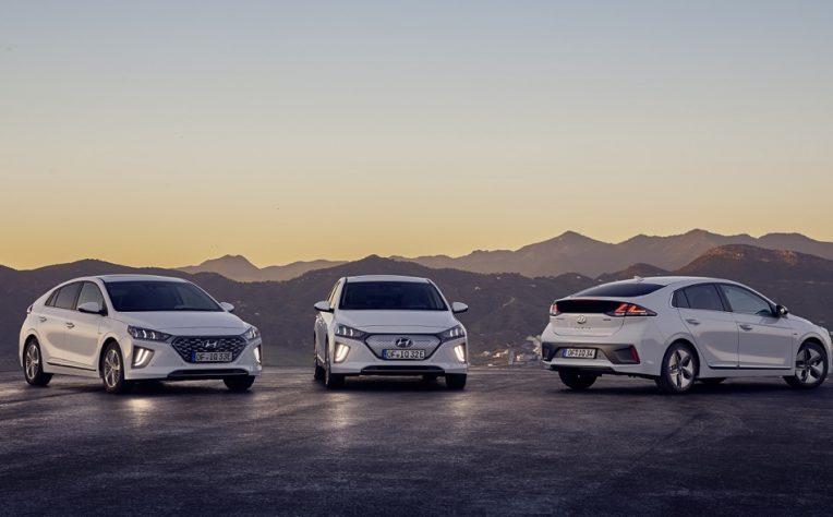 Hyundai Ioniq ibrida 2019