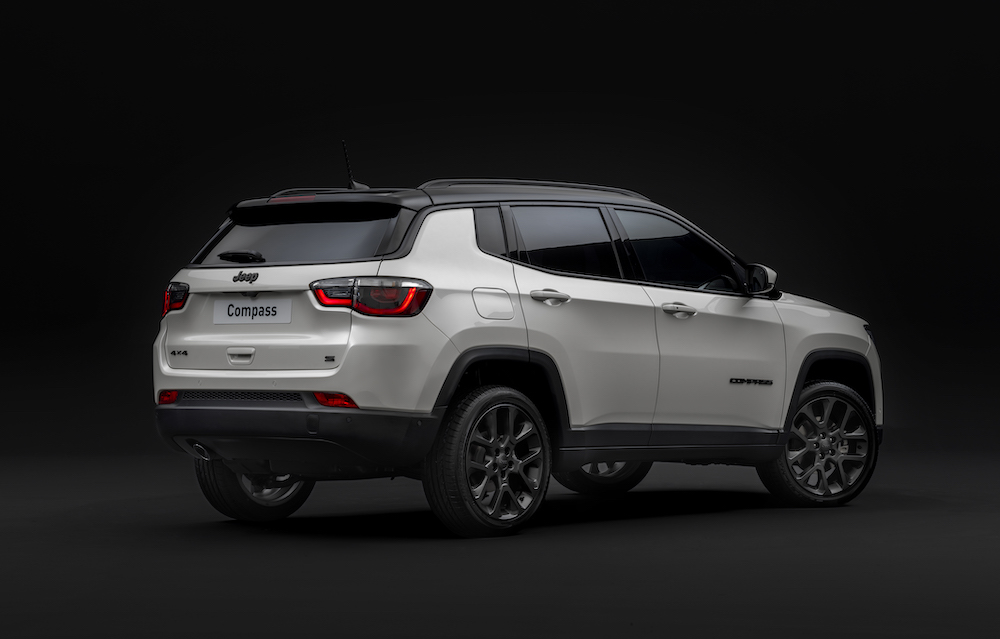 Jeep Compass S 2019