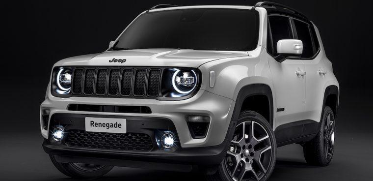 Jeep Renegade S 2019