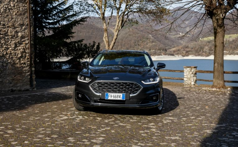 Lancio nuova Ford Mondeo Wagon Hybrid 2019