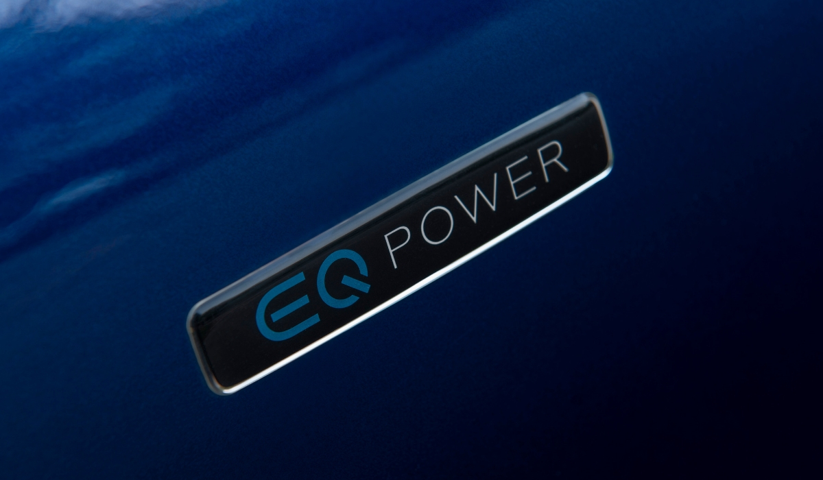 Marchio EQ Power modelli ibridi plug-in Mercedes-Benz
