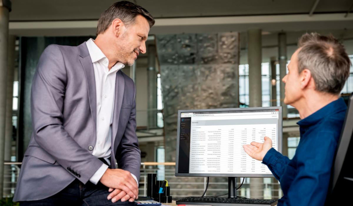 Mercedes Connect Business Fleet Manager gestione flotta