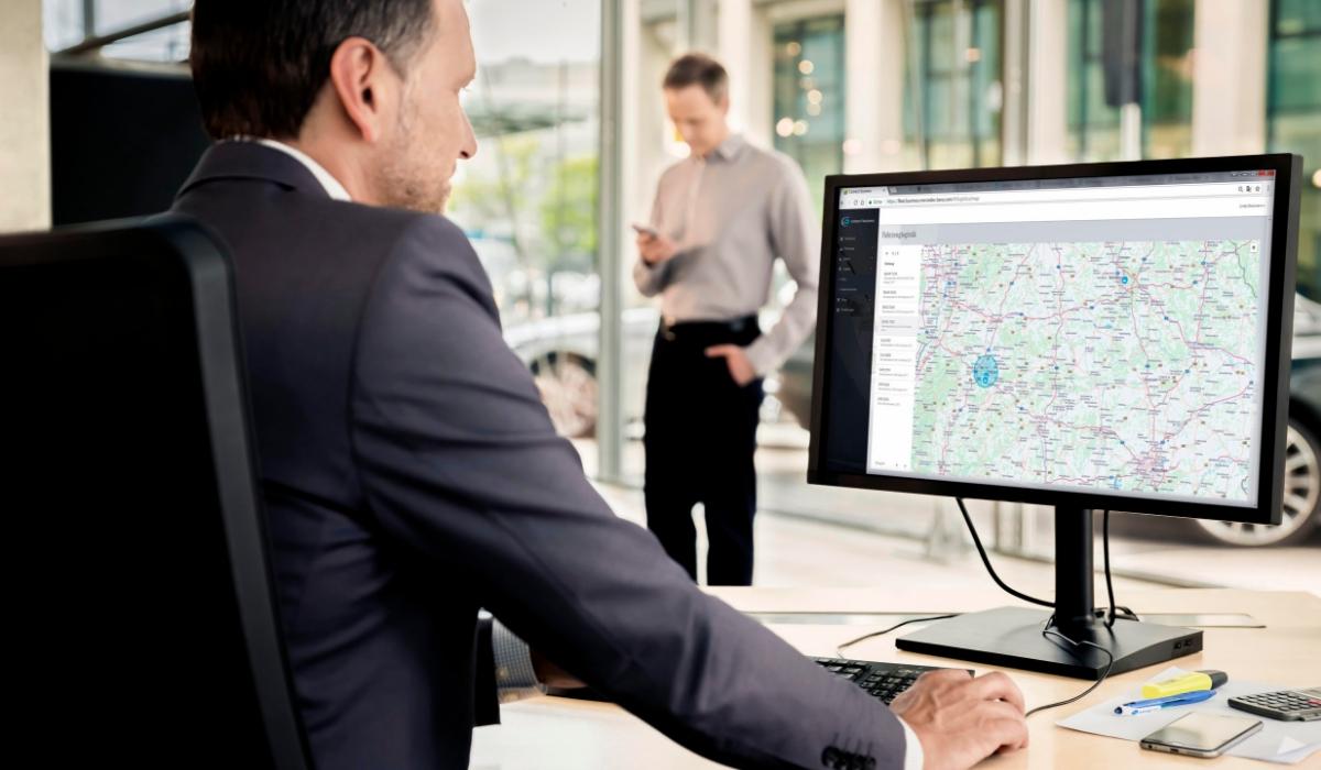 Mercedes Connect Business come funziona