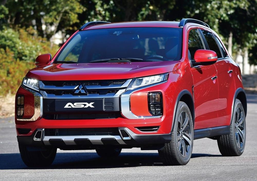 Mitsubishi ASX GPL