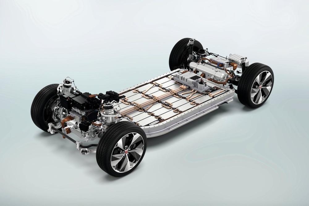 Motore dell'anno 2019 Jaguar I-Pace