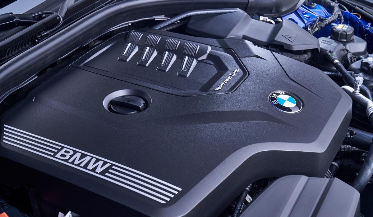 Motore turbodiesel nuova BMW 320d