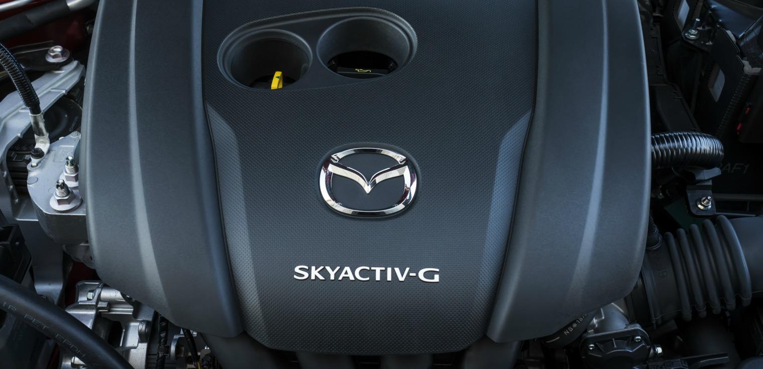 Motori Skyactiv nuova Mazda3 2019