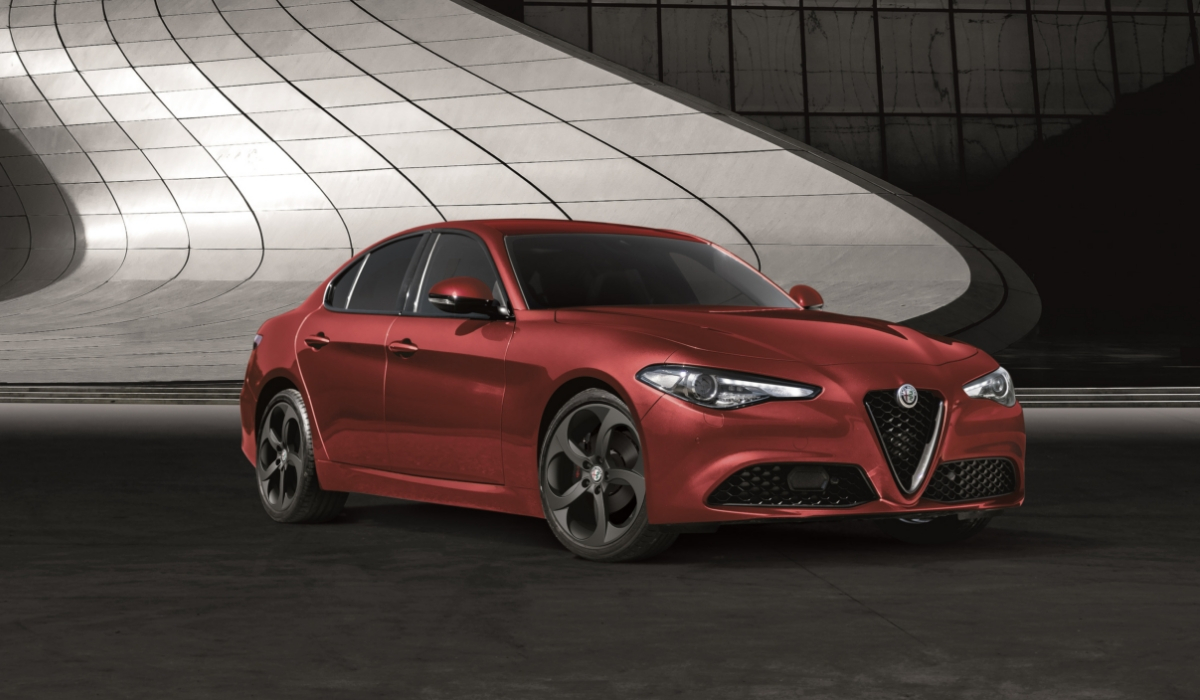 Nuova Alfa Romeo Giulia Sport tech 2019