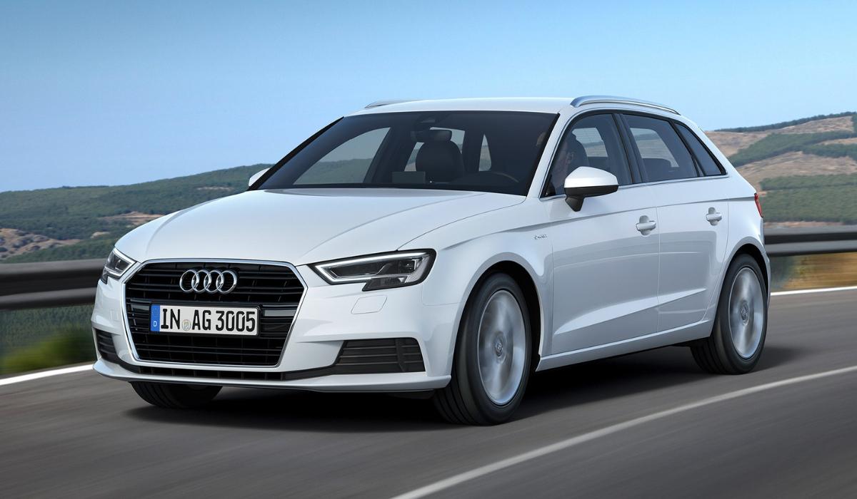 Nuova Audi A3 Sportback g-tron 2019