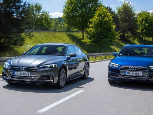 Nuova Audi A4 Avant g-tron e nuova Audi A5 Sportback g-tron 2019 a metano