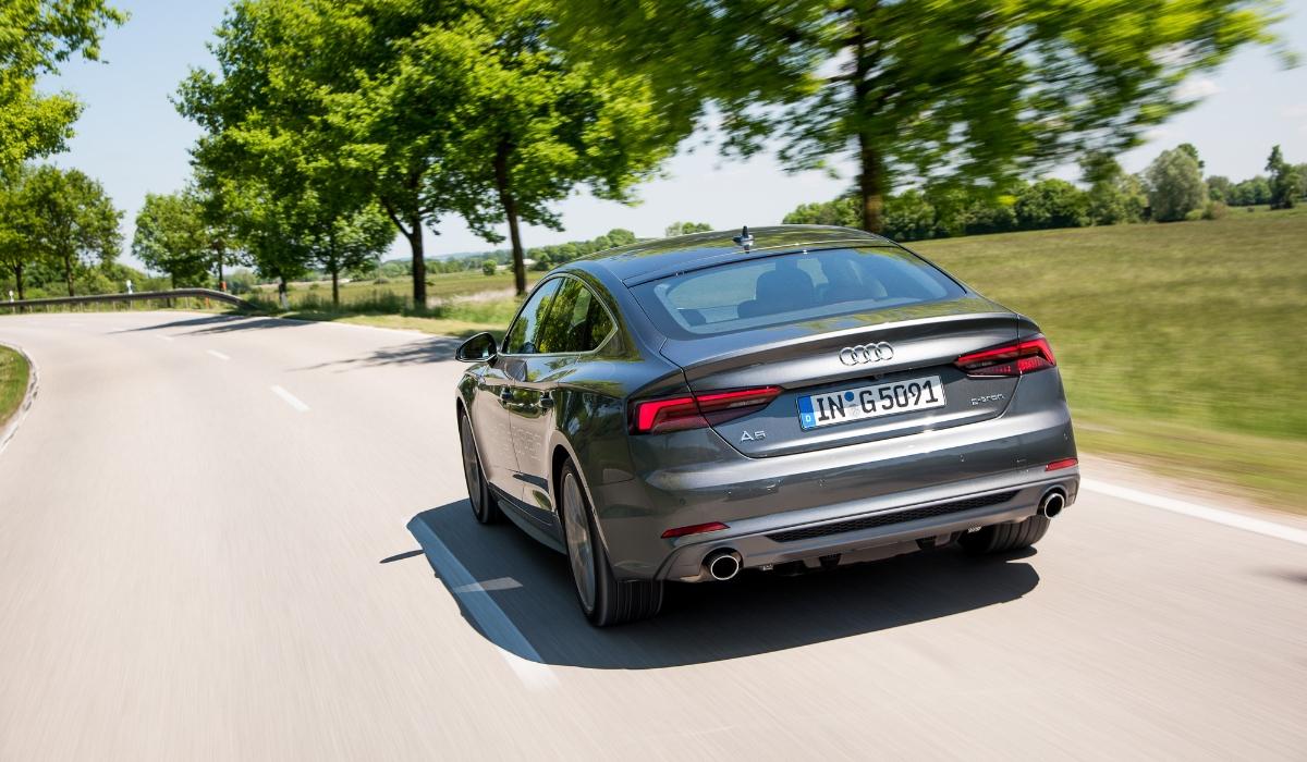 Nuova Audi A5 Sportback g-tron 2019 a metano