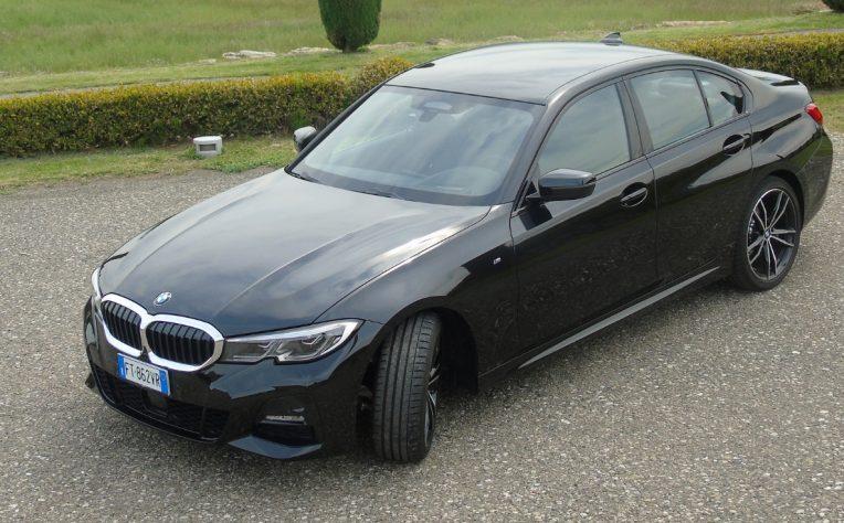 Nuova BMW Serie 3 2019 test drive