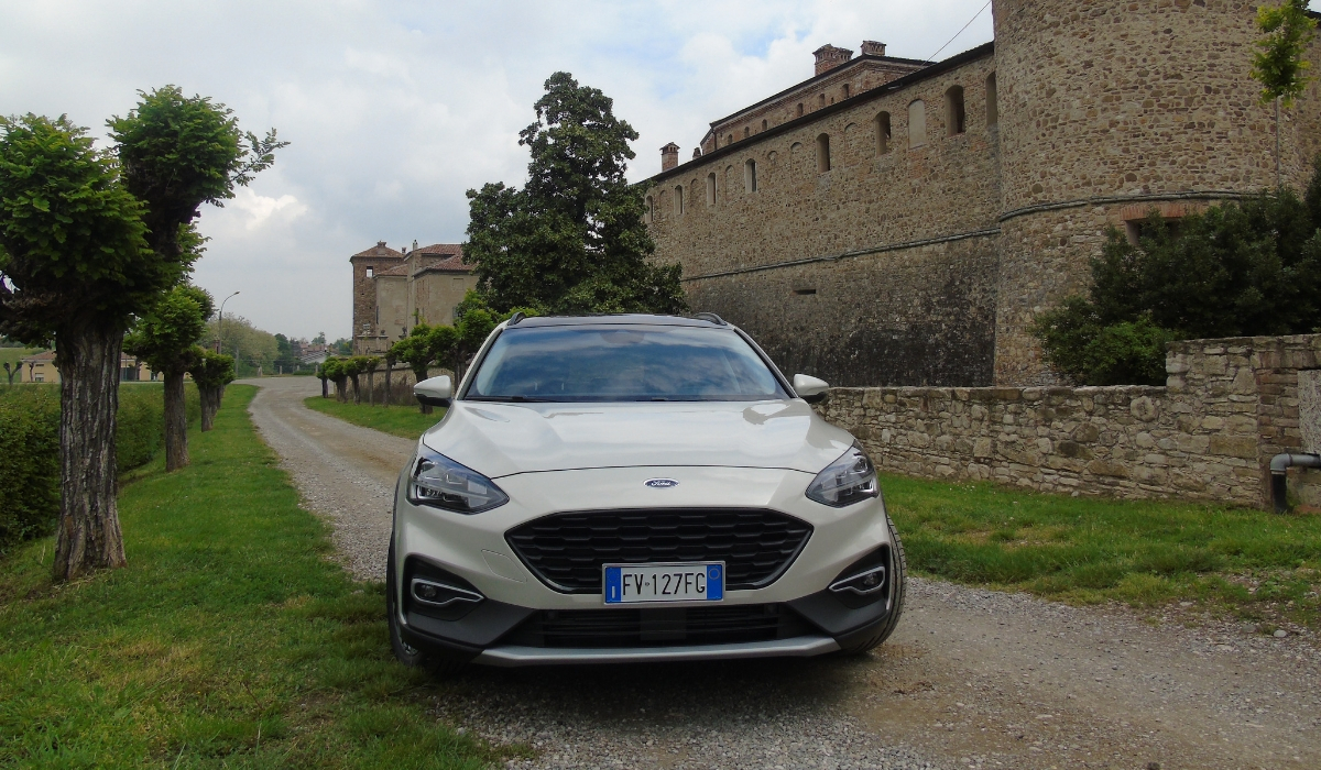 Nuova Ford Focus Active 2019