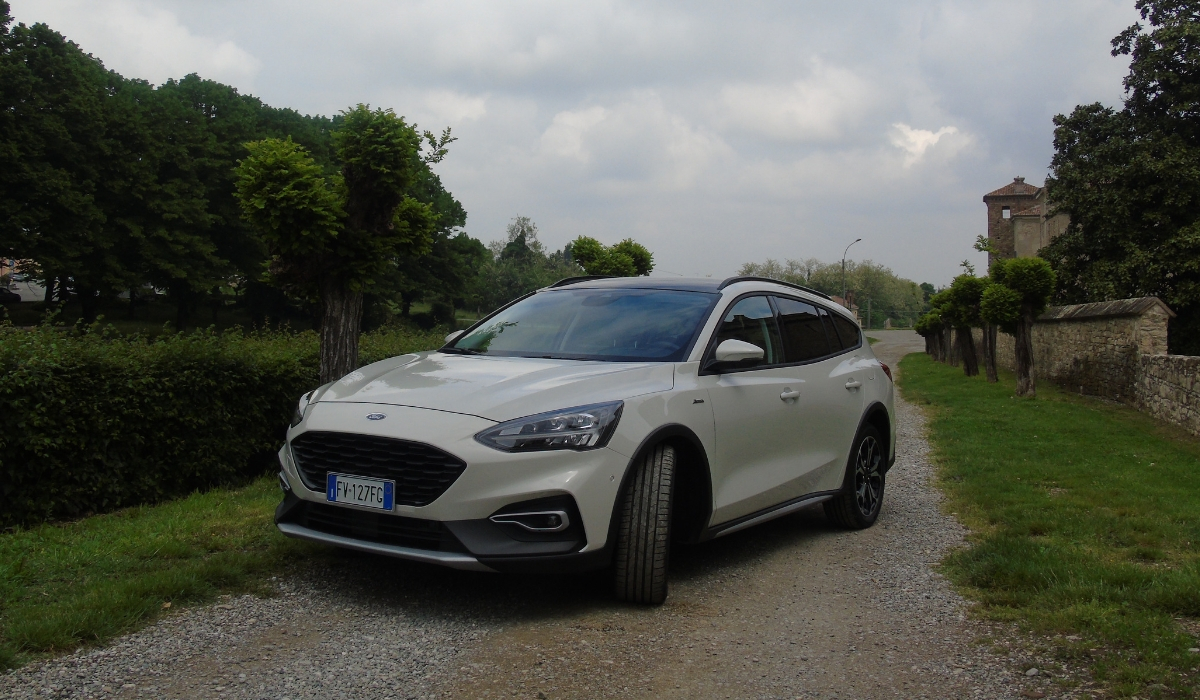 Nuova Ford Focus Active wagon 2019 caratteristiche