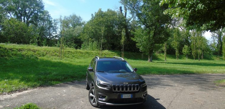 Nuova Jeep Cherokee 2019 Suv